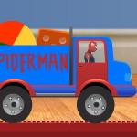 Доставка грузов с Человеком Пауком