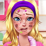 Барби в госпитале