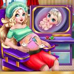 Уход за беременной героиней