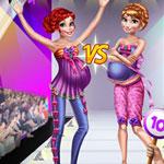 Конкурс красоты для беременных