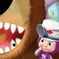 Маша стоматолог