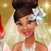 Свадьба принцессы Тианы