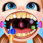Анна у зубного врача