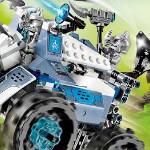 Лего стрелялка