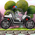 Полицейский манекен