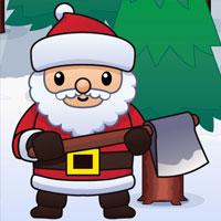 Санта дровосек