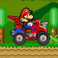 Гонки на джипе Марио