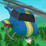 Симулятор вертолета