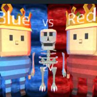 Синие против Красных