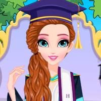 Прическа на выпускной