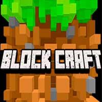 Блок Крафт 3d