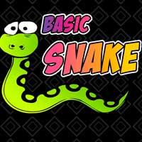Красивая змейка