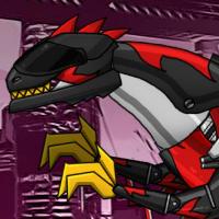 Робот динозавр Аллозавр