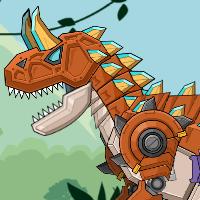 Робот Динозавр Карнотавр