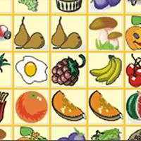 Маджонг Фрукты и овощи