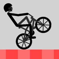 Езда на заднем колесе велосипеда