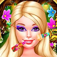 Барби в стиле феи