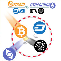 Битва криптовалют