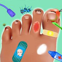 Лечение ногтей на ногах
