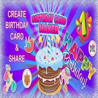 Создание открытки на День Рождения