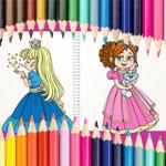 Сказочные раскраски