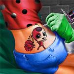 Татуировка для героини