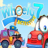 Машинка Вилли 7 — Детектив