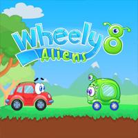 Машинка Вилли 8: Пришельцы