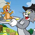 Пазл Том и Джерри