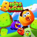 Птицы против блоков