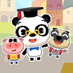 Школа доктора панды